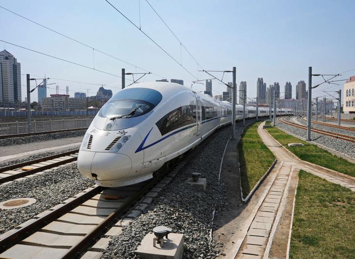 Фото №4 - Самые длинные, скоростные, технологичные: 5 стран-рекордсменов в железнодорожной сфере