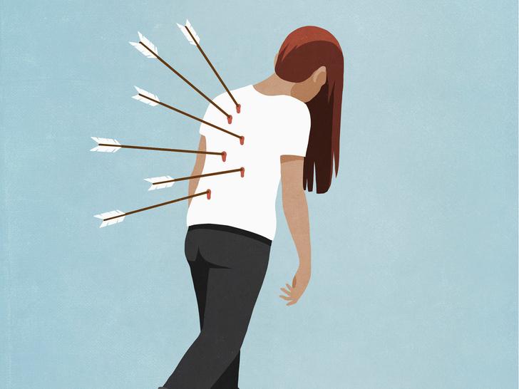 Фото №4 - «Сама виновата»: почему люди обвиняют жертву и оправдывают насильника