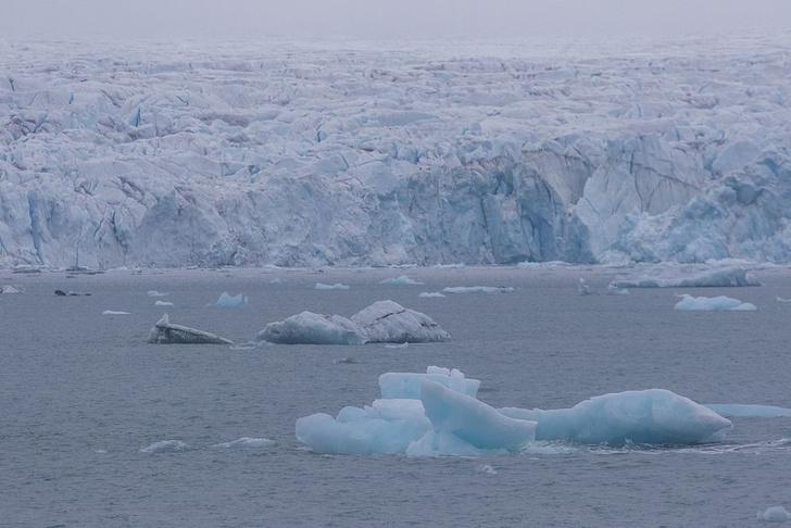 Фото №4 - Каньоны под толщей льда, оттаявшие острова и другие географические открытия XXI века