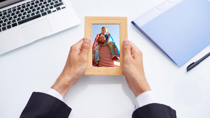 Фото №2 - Какие фото поставить на стол, чтобы повысить продуктивность
