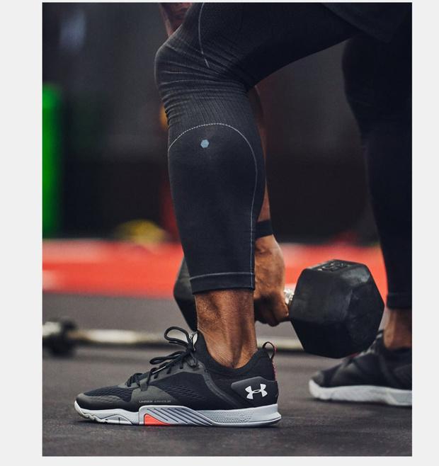 Фото №3 - Обзор кроссовок TriBase Reign 2 для любого тренинга к открытию фитнес-клубов