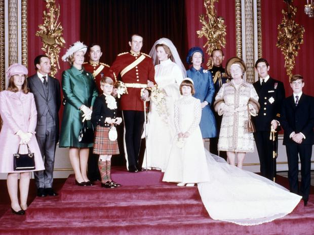 Фото №4 - Четыре Виндзора, которые не получили от Королевы титул в качестве свадебного подарка