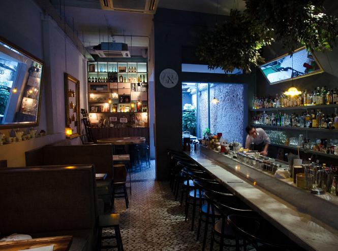 Фото №4 - Лучшие бары Сингапура