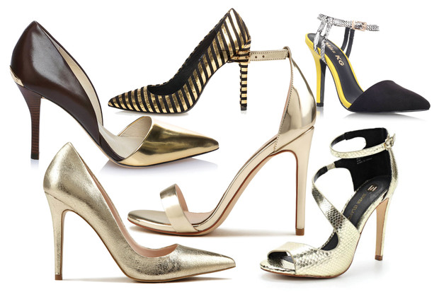 Фото №4 - Топ-30: Туфли на выпускной для тех, кто не боится высоких каблуков