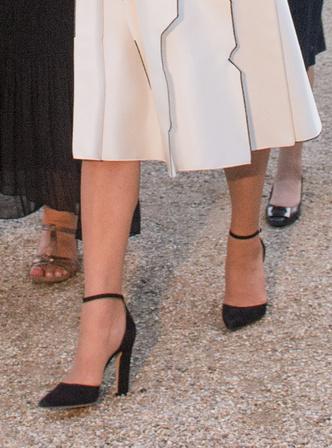 Фото №7 - Во всем блеске: любимые вечерние туфли королевских особ
