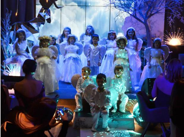 Фото №4 - Новогоднее чудо: благотворительный вечер в поддержку фонда Константина Хабенского