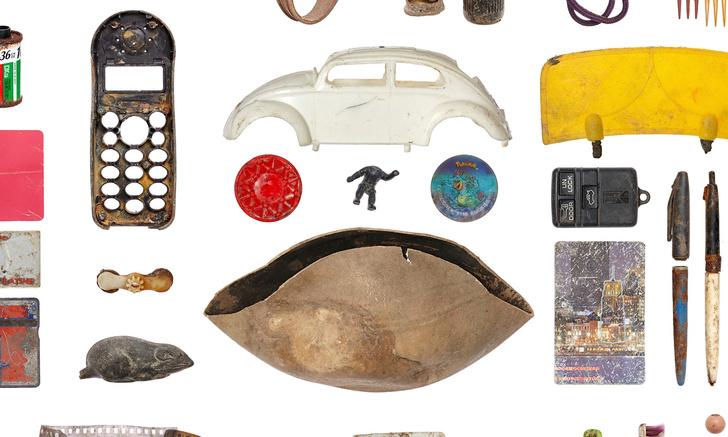 Фото №1 - Опубликованы фото артефактов, найденных во время раскопок каналов в Амстердаме