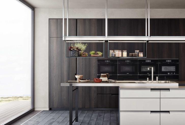 Фото №6 - Shape: новая стильная кухня Poliform