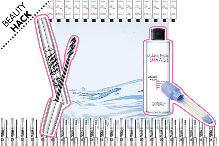 Тушь для ресниц с эффектом объема The Face Shop Freshian, Tony Moly; Мицеллярная вода для снятия макияжа Dr Jules Nabet for DIVAGE