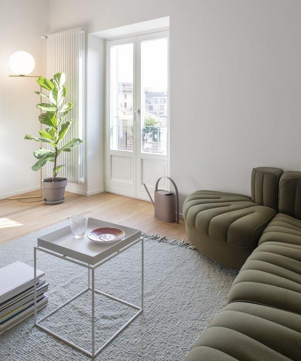 Маленькая квартира в Милане по проекту студии Wok