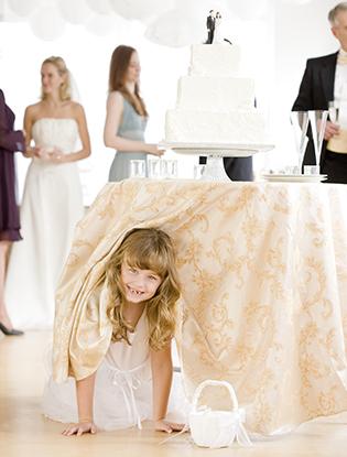 Фото №6 - На свадьбу с ребенком: чем занять малыша?