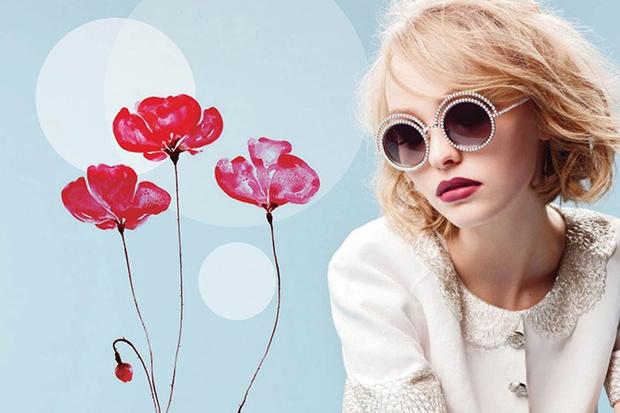 Лили-Роуз Депп для Chanel