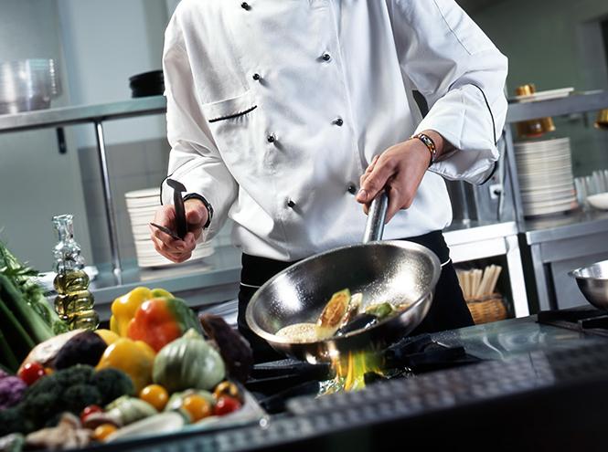 Фото №6 - 10 причин не встречаться с шеф-поваром