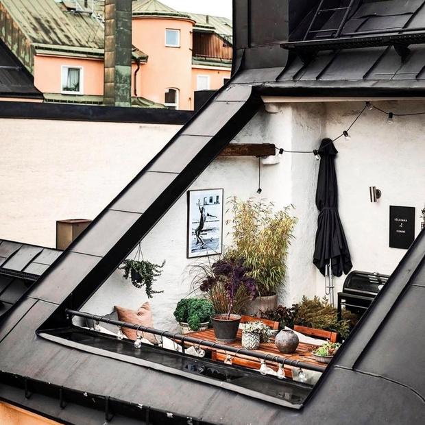 Фото №1 - Маленький балкон: полезные советы по оформлению