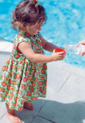 Фото №4 - Подружите детей с солнцем!
