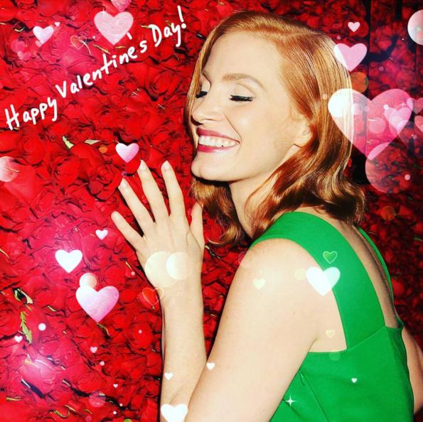 Фото №3 - Звездный Инстаграм: День святого Валентина