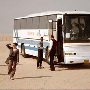 Фото №1 - Российские туристы попали в ДТП в Египте