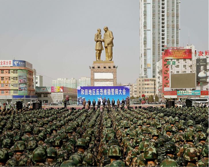 Фото №1 - Великие китайские застенки: как Китай справляется с исламистской проблемой— уйгурами