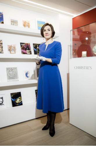 Фото №6 - Полвека искусства: самые яркие моменты в истории аукционного дома Christie's