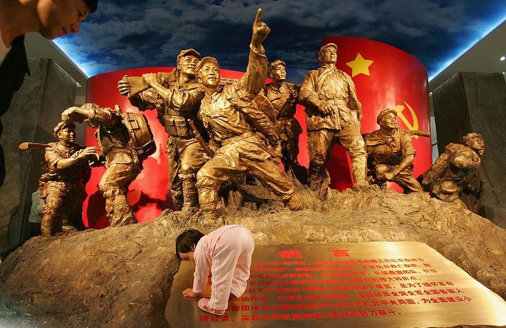 Фото №2 - Новый музей Коммунистической партии Китая