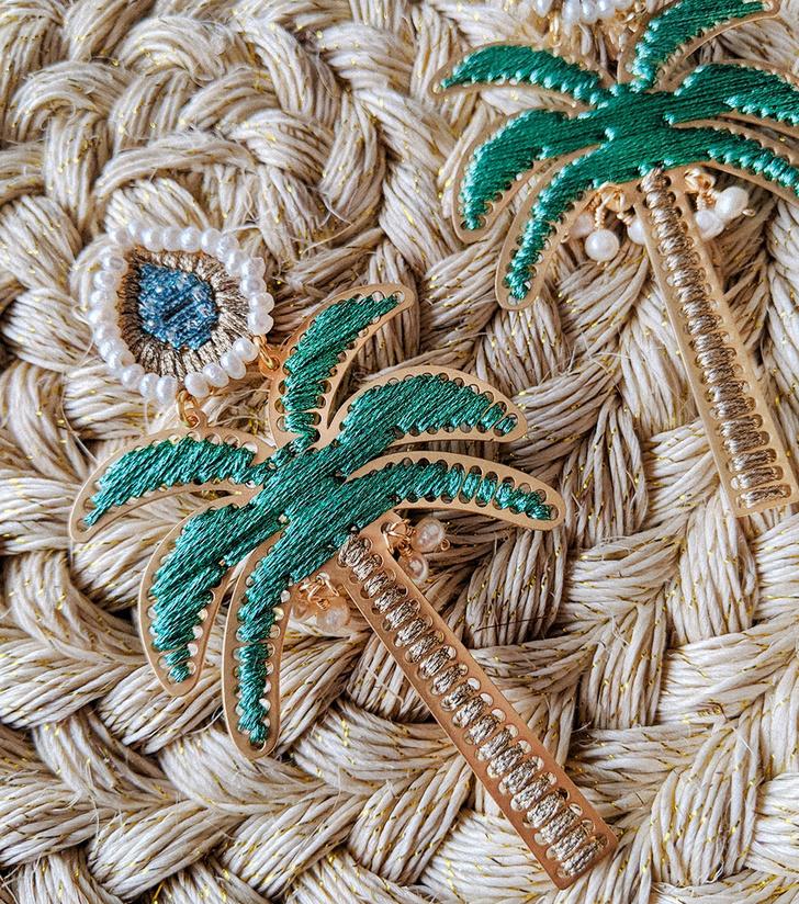 Фото №3 - Экзотические украшения и предметы декора Мерседес Саласар