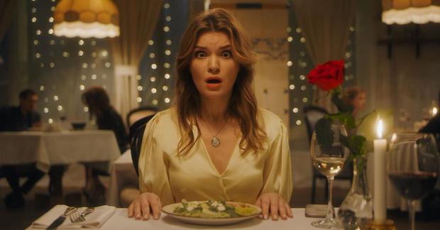 Кадр из фильма «Вегетарианка»