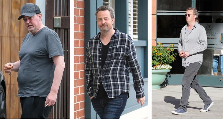 Фото №6 - «Беременный таракан»: худые мужчины-звезды с пивными животами