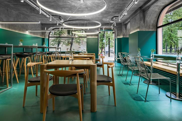 Фото №2 - Итальянский ресторан Pasto Fresco в Санкт-Петербурге