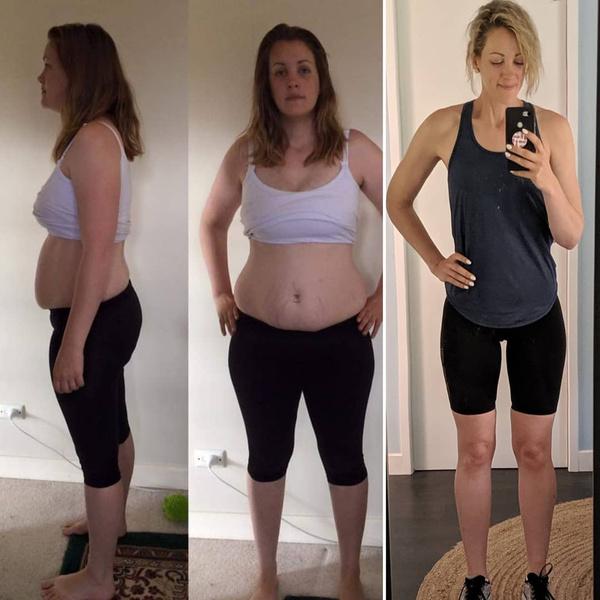 Фото №3 - Мать пяти детей сбросила 30 кг, не отказываясь от мучного и сладкого