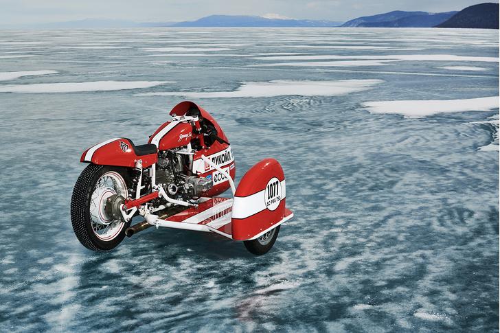 Фото №4 - Полегче на поворотах: как правильно ездить по льду