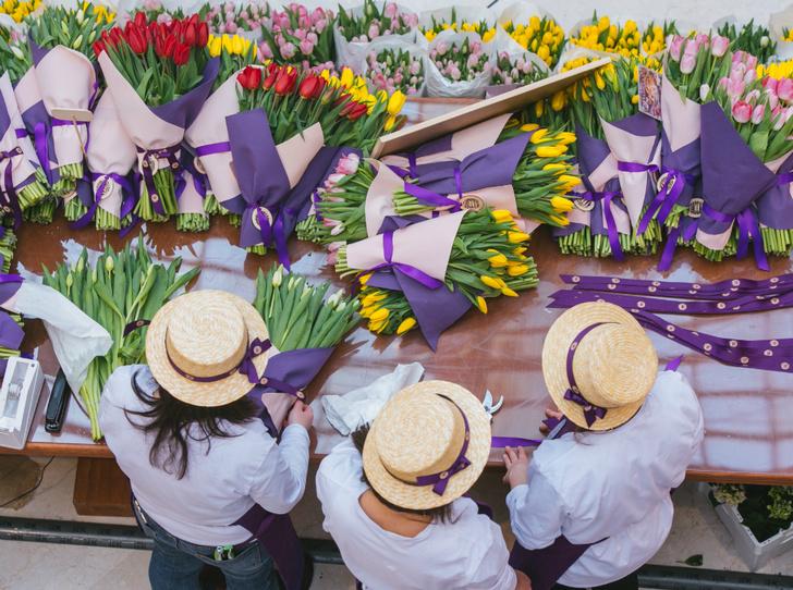 Фото №2 - Пассаж в цветах: почему стоит пойти на цветочный базар в Москве