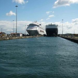 Фото №1 - Панамский канал будет расширен