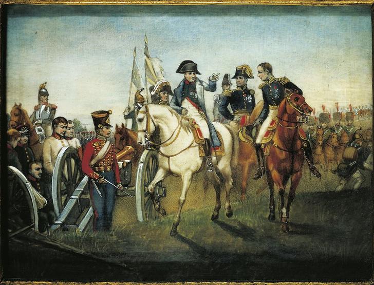 Фото №1 - Найдено пропавшее копыто коня Наполеона