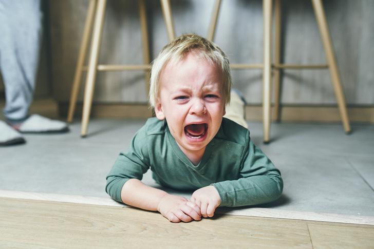 Фото №1 - Хорошо вести нельзя капризничать: как справляться с детскими истериками