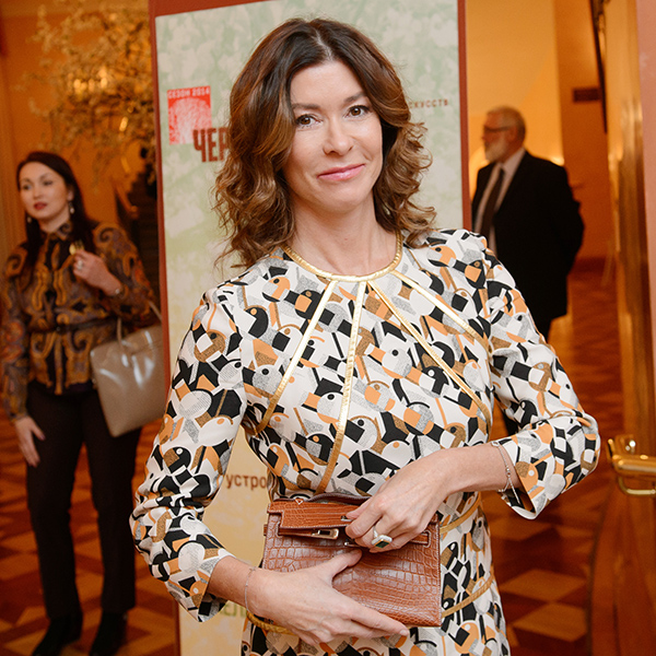 Ольга Слуцкер, фото