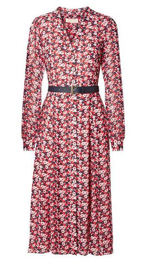 Фото №4 - Изящно и стильно: 15 платьев с цветочным принтом, как у герцогини Кейт