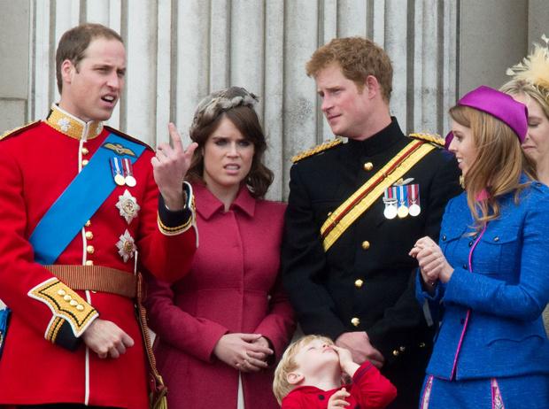 Фото №4 - Чужие люди: почему Кейт так и не подружилась с принцессами Беатрис и Евгенией