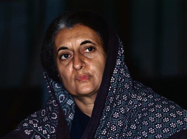 Фото №2 - Женщина тысячелетия: трагедии и победы Индиры Ганди – «железной леди» Индии