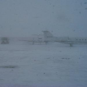 Фото №1 - США и Канаду накрыло снежной бурей
