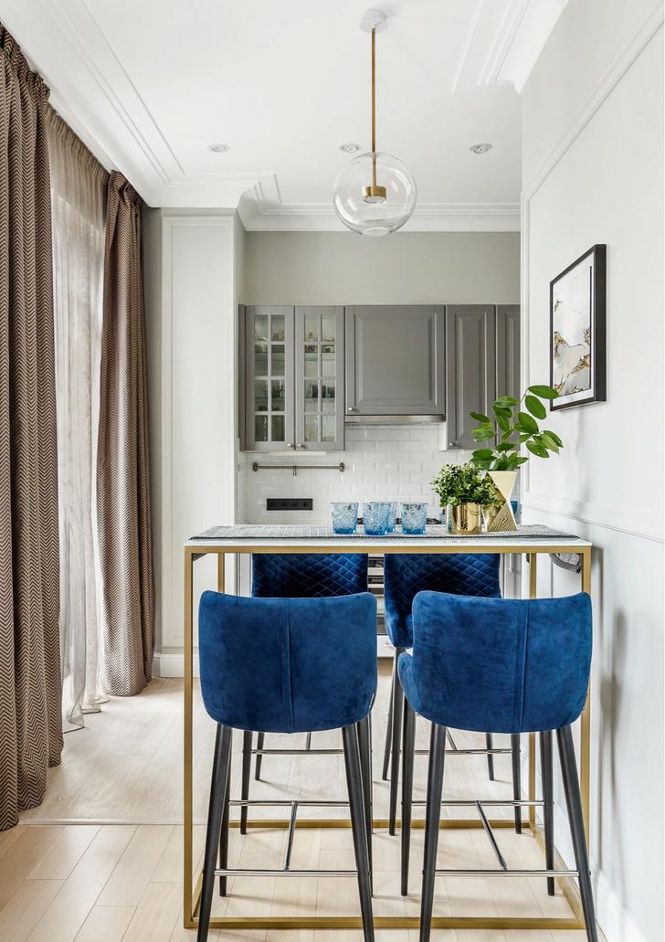 Фото №6 - Квартира без кухни: 5 советов по проектированию и оформлению