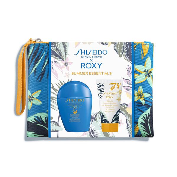 Shiseido X Roxy Summer Essentials Set