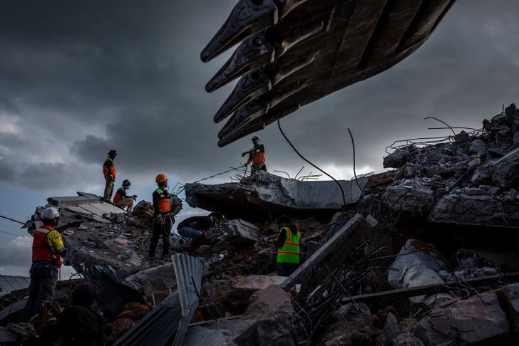 Фото №1 - Землетрясение на острове Ломбок