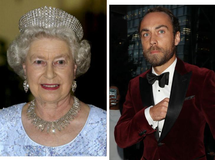 Фото №1 - Странные претензии: чем брат герцогини Кейт разозлил Королеву