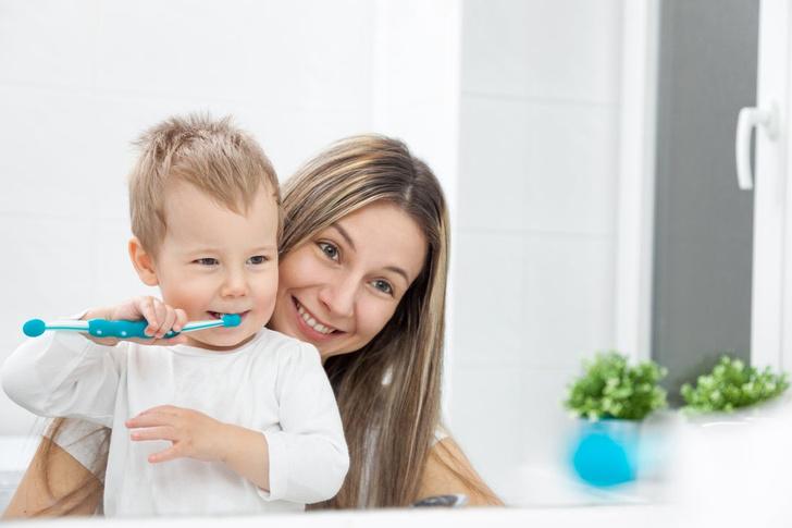 как научить ребенка самообслуживанию