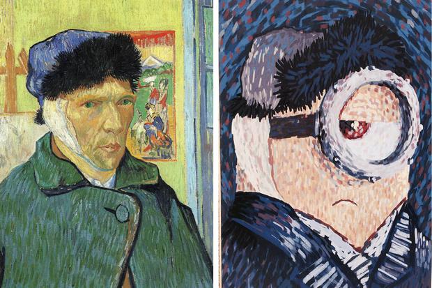 Фото №3 - Миньоны попали на картины известных художников