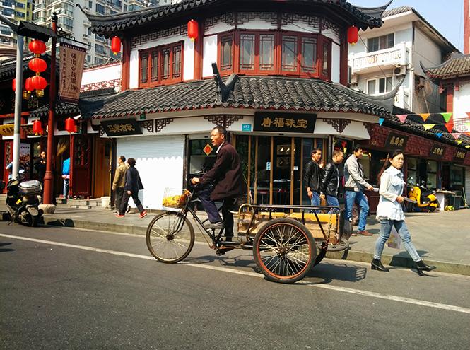 Фото №1 - Китай: лучшие места и развлечения Шанхая