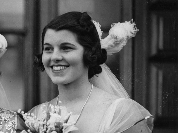 Фото №1 - Сестра Джона Кеннеди, которой стеснялась семья президента