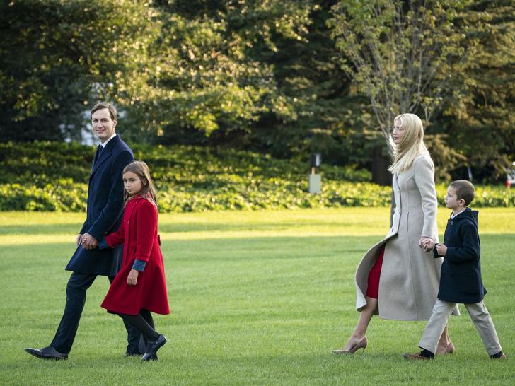 Фото №3 - После Белого дома: почему следующий год станет непростым для всех Трампов