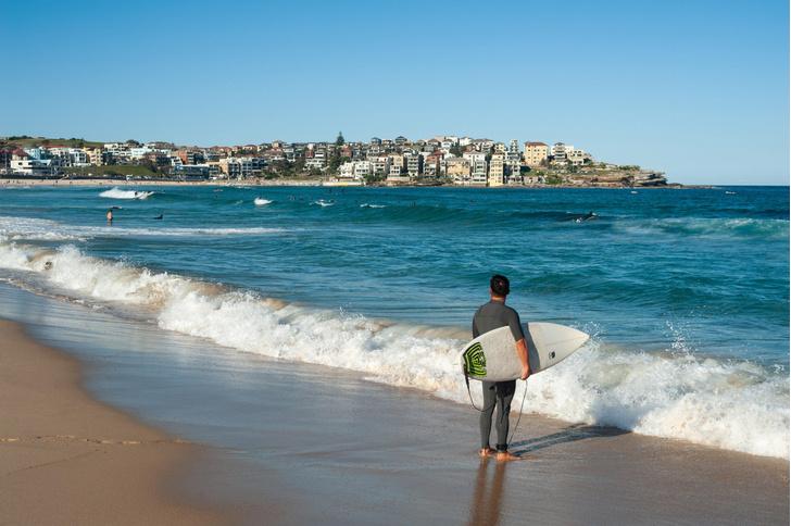 Фото №1 - В Австралии тестируют гидрокостюм против акул