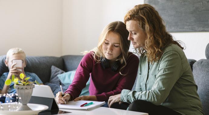 Выпускные экзамены: 5 правил выживания для родителей